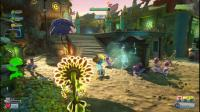 《植物大战僵尸:花园战争》高难度阵地战模式玩法视频演示