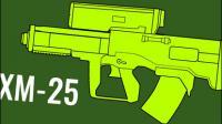 XM25 - 在5款随机游戏中的枪声&装填对比