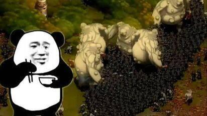 【猫神】轻松击毙600万僵尸的UP主 又被僵尸平推开饭了