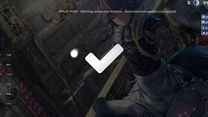 Mreami destruction armageddon [320 jpjtyld] 99.48% 2xsb (9.33★ 320bpm)